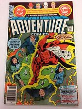 Adventure Comics #464 August 1979 Wonder Woman Flash Aquaman 68 page giant