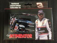 2000 NASCAR Dale Earnhardt Dual Pack Playing Cards - Collectable Tin Numbered