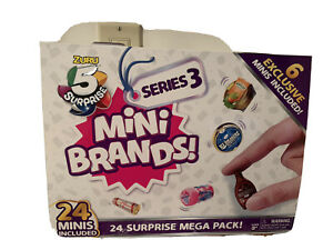 In Hand Mini Brands SERIES 3 LE 24 Surprise Pack Advent Calendar SHIPS FROM USA