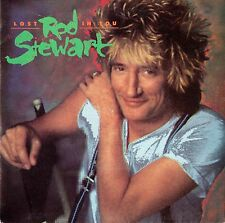 ROD STEWART - LOST IN YOU - 45RPM VINYL P/S SINGLE RECORD Australia NM