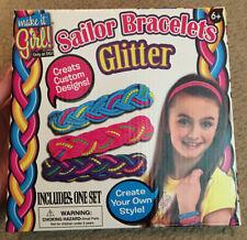 Make It Girl Sailor Bracelets Glitter Kit