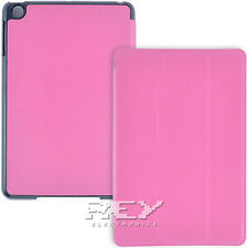 Funda IPAD MINI 1 / 2 / 3 Carcasa ROSA Protector Tapa Smart Cover Imán i316