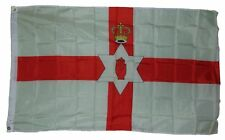 New listing 3x5 Northern Ireland Irish Nylon Polyester 100D Flag 3'x5' Banner Brass Grommets