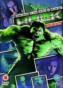 The Incredible Hulk (DVD, 2008)