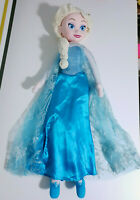 Frozen Elsa Plush Toy Disney Children's Toy 72cm Tall!