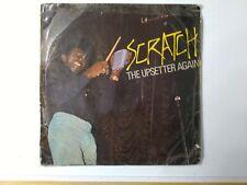 The Upsetters-Scratch The Upsetter Again-Vinyl LP 1970 ORIGINAL JAMAICAN COPY