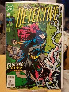 Detective Comics # 646