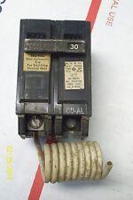 GENERAL ELECTRIC GE TQL21WY30 CIRCUIT BREAKER 1 POLE 30 AMP