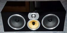 Bowers & Wilkins CM Centre 2 Center-Lautsprecher B&W schwarz