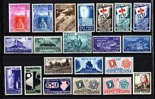 REPUBBLICA ANNATA COMPLETA 1951 NUOVI**