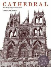 Cathedral: The Story of Its Construction by David Macaulay (1973)