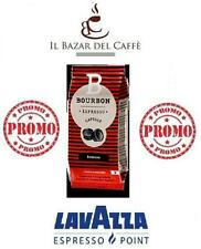 600 BOURBON INTENSO CAFFE' CAPSULE LAVAZZA ORIGINALI ESPRESSO POINT CIALDE