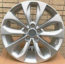 "4 New 18"" Wheel Rim Rims for 2009 2010 2011 2012 2013 2014 Hyundai Sonata -206"