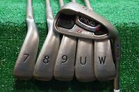Ping G20 Blue Dot Steel Iron Set Regular Flex Irons Cfs  6-Pw, Uw  0678807