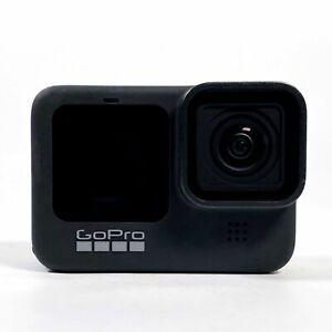 GoPro HERO9 20MP 5K Ultra HD Action Camera - Black (Please Read Description)