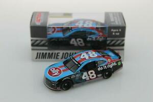 NASCAR 2020 JIMMIE JOHNSON #48 DARLINGTON ALLY 7 TIME TRIBUTE CAR 1/64