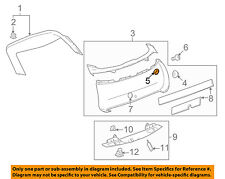 GM OEM Front Seat-Release Cable Nut 11609738