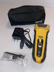 Wahl Model 7061L Lifeproof Lithium Ion Foil Shaver Waterproof Rechargeable