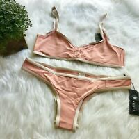 New with Tags Tavik + Color Block Bikini - Size M