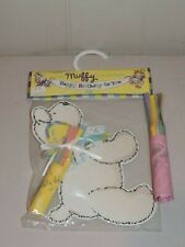 North American Bear Company Happy Birthday To You Lulu With Noisemakers