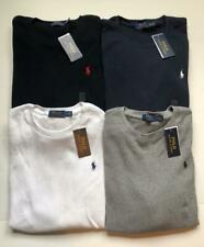 New - Polo Ralph Lauren Mens Waffle Knit Thermal Long sleeve shirts T SHIRT