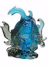 Chinese Liuli Glass Pate-de-verre Turtle Celestial Animals Figure vs728 SF1