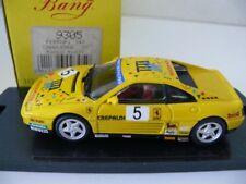 1/43 Bang Ferrari 348 Challenge '93 Paolo Rossi 9305