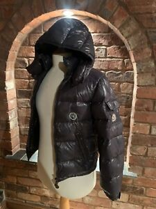 Boys grey Moncler jacket age 10 / 11