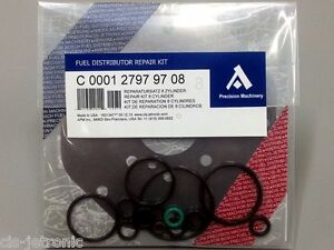 0438100027 Repair Kit for Bosch Fuel Distributor Porsche 928 4.5, 928 4.7 S