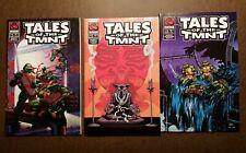 TALES OF THE TMNT #1, 2, 3 (2004) Mirage VF/NM (Teenage Mutant Ninja Turtles)