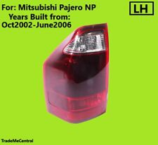 Mitsubishi Pajero NP 2002 2003 2004 2004 2005 2006 TAIL LIGHT Left Hand Side LH