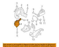 MINI OEM 04-06 Cooper-Engine Motor Mount Torque Strut 22116778610