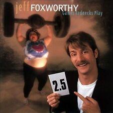 Games Rednecks Play by Jeff Foxworthy (CD, Jul-1995, BMG Release.)