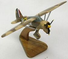 Westland Lysander WWII Airplane Wood Model Regular
