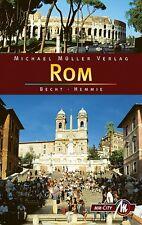 ROM Michael Müller Reiseführer City Stadtführer Vatikan Latium 06 V1 Italien NEU