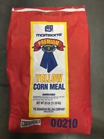 Yellow Corn Meal Enriched  25lb The Morrison Milling Company