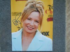 Debra Jo Rupp Autographed 8x10 Color Photo