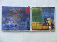 CD Album JACKSON BROWNE World in motion 7559-60830-2