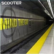 """SCOOTER """"MIND THE GAP - DELUXE VERSION"""" 2 CD NEU"""