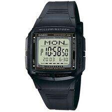 Casio Uhr DB-36-1AVEF Digitaluhr Armbanduhr Herren Damen Schwarz Watch NEU & OVP