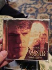 Talented Mr Ripley: Original Soundtrack Cd (2000)