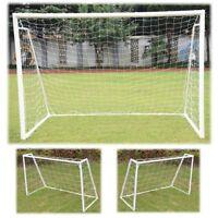 6*4ft Football Soccer Goal Post Net Kids Outdoor Sports Match Training Net