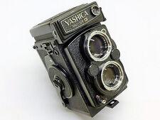 Yashica MAT - 124 G 6x6 TLR 120 camera con Yashinon 80mm f/3.5