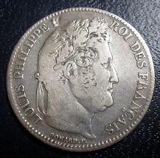 1 Franc 1846 A LOUIS PHILIPPE I - ARGENT