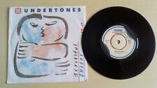 "The undertones 7"" beautiful friend 1982 ardeck ards 10 sleeve vg vinyl ex / ex"