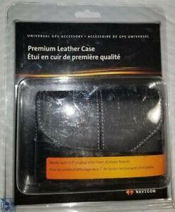 "Navigon Premium Leather Case for 4.3"" GPS Units"