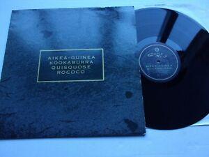 "COCTEAU TWINS AIKEA EP 12""VINYL RECORD BAD 501 1985"