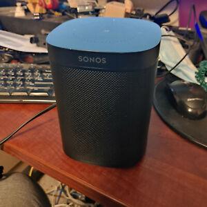SONOS One (Gen 2) A100 Smart Speaker  Black FAST SHIP