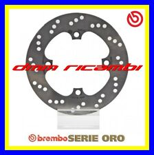 Disco freno posteriore BREMBO ORO TRIUMPH SPEED TRIPLE 955 03>04 T955 2003 2004