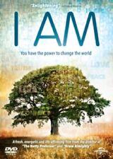 I Am (Jennifer Aniston Morgan Freeman Barack Obama Dalai Lama) New Region 4 DVD